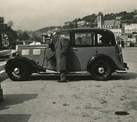 Standard car from the 1930s