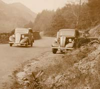 Holidaying in the Standard motor-car