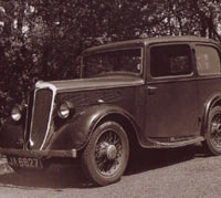 A Standard Nine from 1935