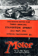 Staverton Sprint