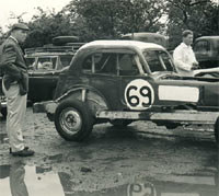 Ford 103E Pop stock car