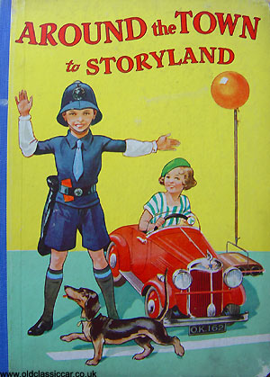 Around the Town to Storyland