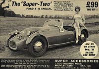 Super Two Ford 8-10 Special