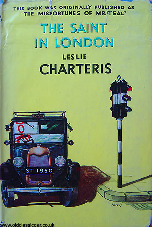 The Saint - Leslie Charteris