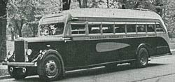 Leyland Tigress bus