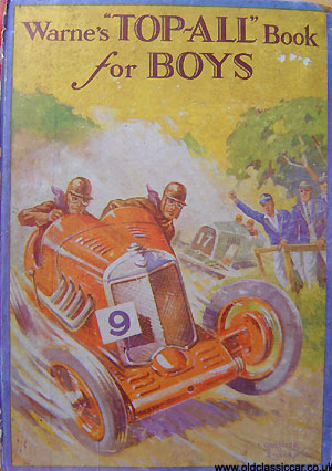 Top-All Book for Boys