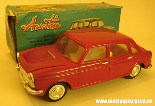 Toy Car Version Of The Austin 1800 Saloon Car