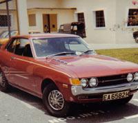 Toyota Celica car