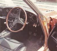 Celica dashboard