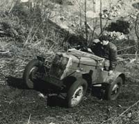 A Ford/MG special