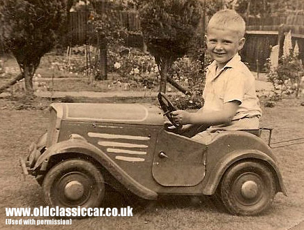 VINTAGE PEDAL CARS - MY DADS TOYS - COLLECTIBLE CARS, BOATS, TOYS