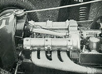 supercharged 747cc engine