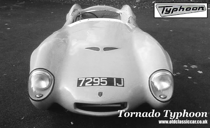 Tornado Typhoon sports car