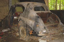 Sunbeam Talbot only suitable for spares now