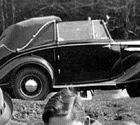 Vauxhall 14hp Cabriolet