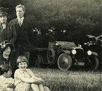 Another c1915 Vauxhall D-Type car