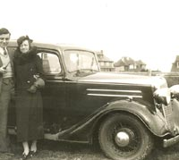 1936/1936 Vauxhall Light Six car photo