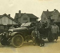 One more view of this WW1 era Vauxhall D-Type tourer