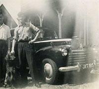 A 1948 Velox saloon