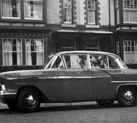 Side view of the Vauxhall Victor