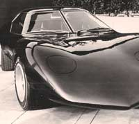 Another Vauxhall XVR sports car
