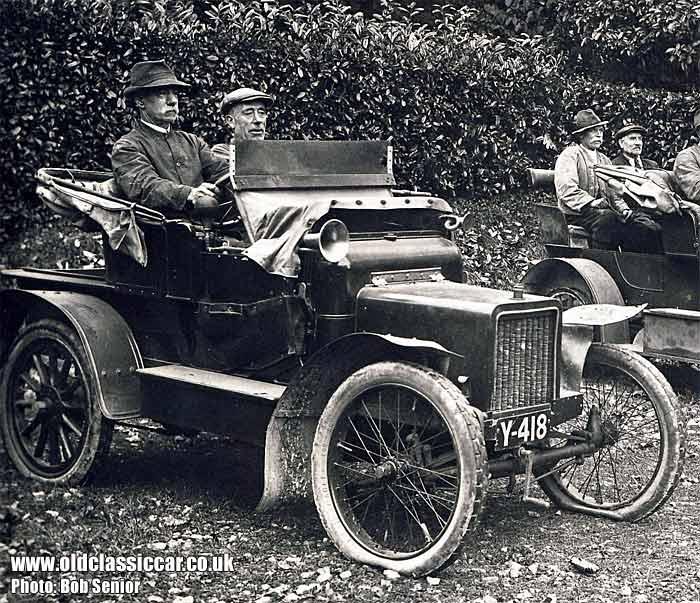 Evolusi Mobil Veteran-car1