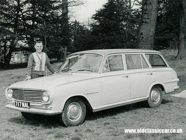 Vauxhall Victor estate FB