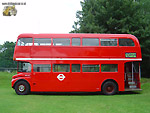 Routemaster RML bus