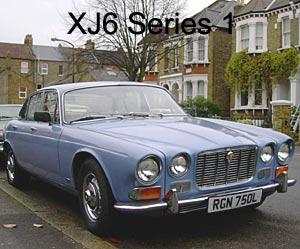 Jaguar xj series 2 for sale