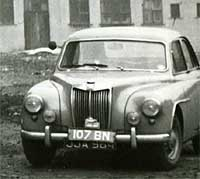 MG Magnette Photograph