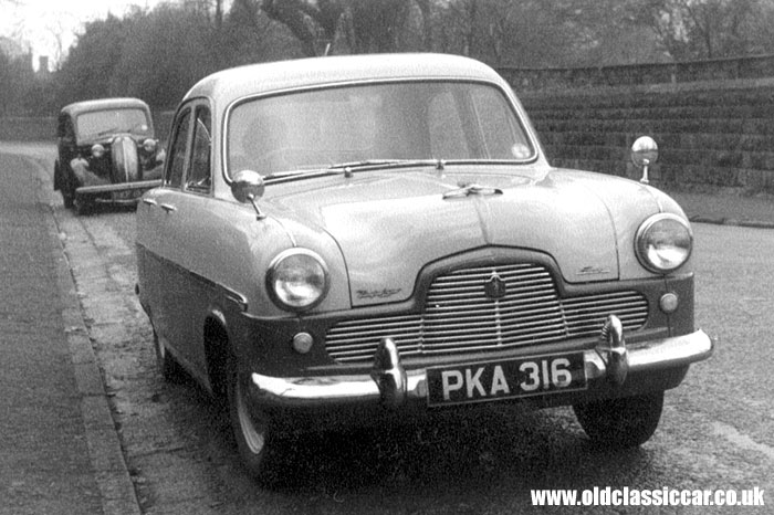 A Ford Zephyr Six