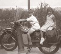 A 1952 Bantam D1