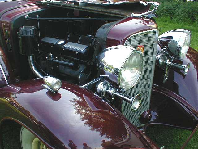 Cadillac V16 photograph