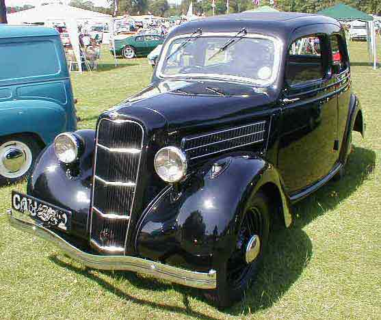 1930s Ford CX Photograph At Www.oldclassiccar.co.uk