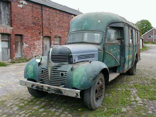 1940s Dodge 3 Ton Lorry Photograph At Www Oldclassiccar Co Uk