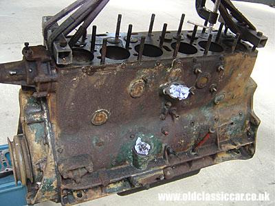Dodge on Dodge Flathead Engine Rebuild