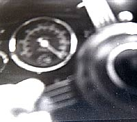 82mph on the speedometer