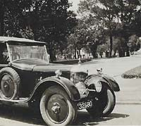 AC tourer from the 1920s