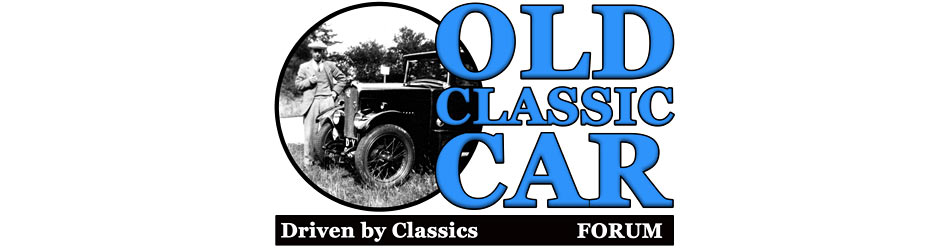 classic car forum header