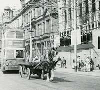 1942 AEC trolleybus