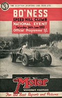 Bo'ness speed hillclimb