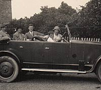 Side view of the Armstrong Siddeley