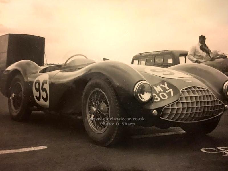 Aston Martin Db3s1 Reg Ymy 307