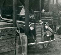 1946 Austin 10 GS1