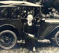 1928 Austin 7