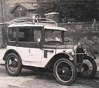 1929 Austin 7 RK
