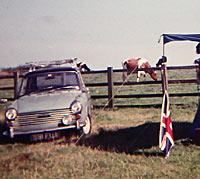 A 1963 A40 Mk2