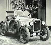 A Victoria-registered Austin 7 Ace