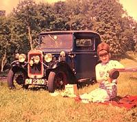 1932 Austin 7