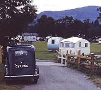 Austin and classic caravans
